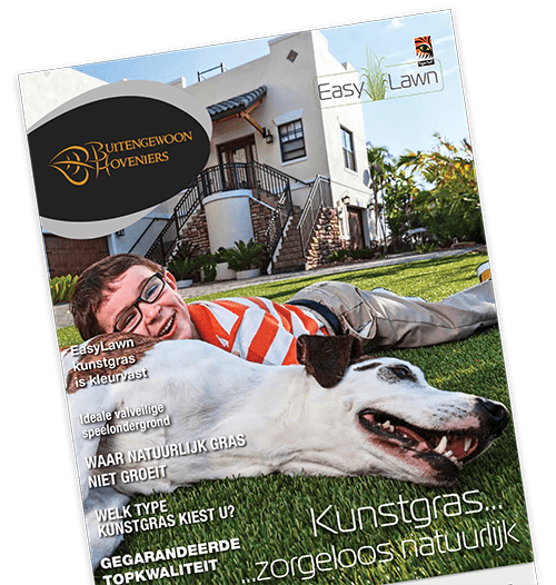 Easy Lawn Brochure